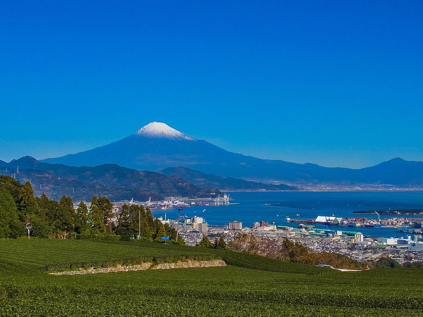 静岡県 おすすめスポット・おすすめグルメ