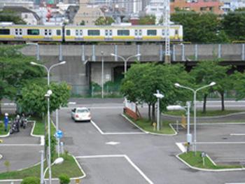 江戸川自動車教習所教習コース