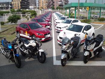 船橋中央自動車学校コース