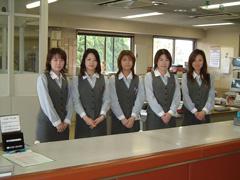 今井自動車学校受付