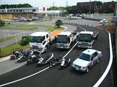 鎌ヶ谷自動車学校教習車