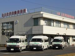 上北沢自動車学校外観