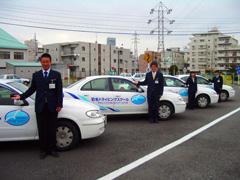 菊名ドライビングスクール教習車