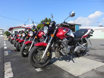 マジオドライバーズスクール多摩バイク