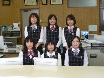 津田沼自動車教習所受付スタッフ