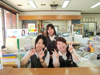 五井自動車教習所受付スタッフ