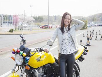 柏南自動車教習所バイク