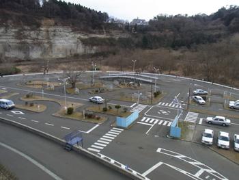 花壇自動車学校コース