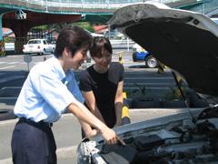 神奈川ドライビングスクール教習風景