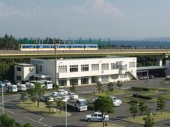 南横浜自動車学校全景