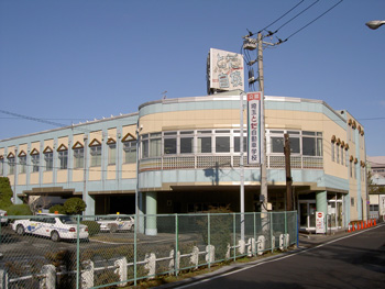 埼玉とだ自動車学校外観