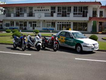 坂戸自動車教習所校舎