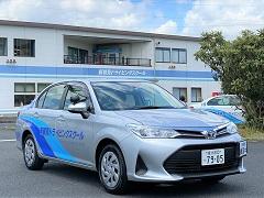 新鶴見ドライビングスクール教習車