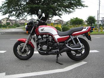 鷹ノ台ドライビングスクールバイク